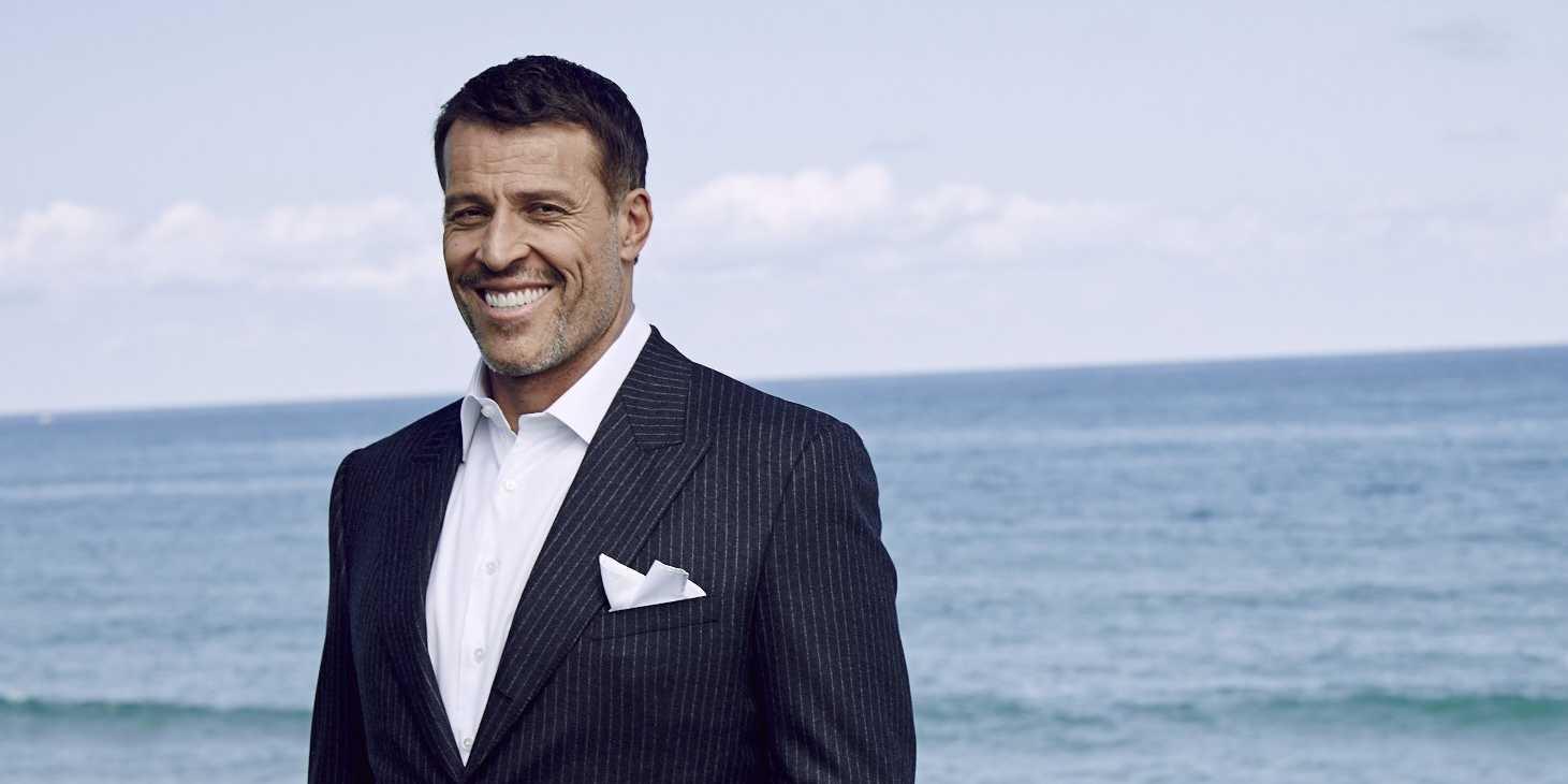 Tony Robbins y la Trascendencia de la Acción para Transformar Tu Vida