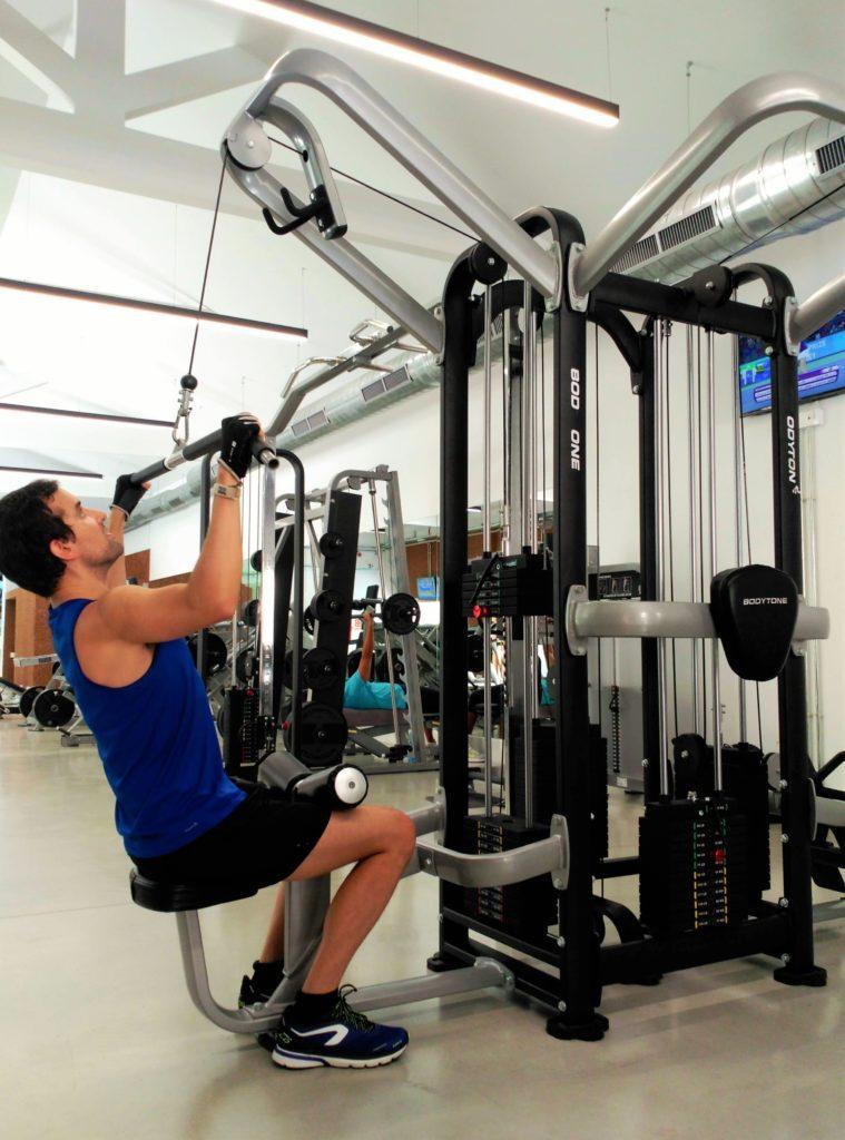 fitness para emprendedores dorsal superior