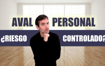 Ser aval personal, ¿riesgo controlado? Cuidado