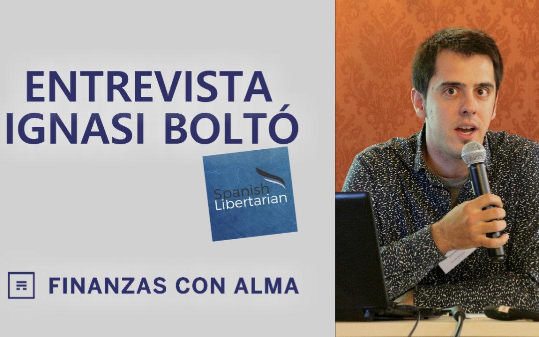 Entrevista Ignasi Boltó