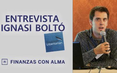 Liberalismo y Emprendimiento. Entrevista a Ignasi Boltó