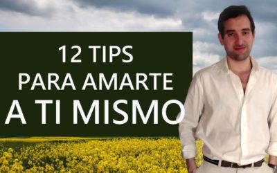 12 tips para amarte a ti mismo