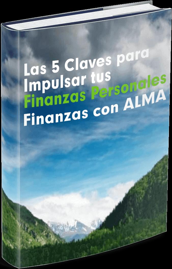 Cubierta Las 5 Claves para Impulsar tus Finanzas Personales Ebook Descargable